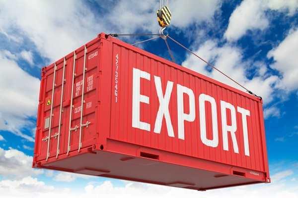 conteiner export